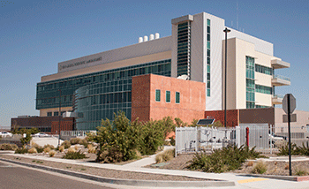 Omi.unm on New Mexico State University Campus Map