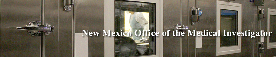 Forensic Pathology Fellowship :: NM Office of the Medical